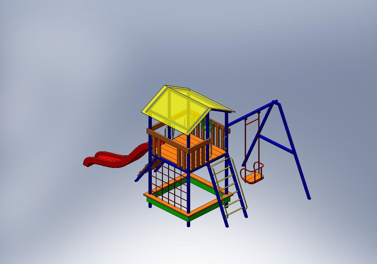 Проект детской площадки детская площадка своими руками 63